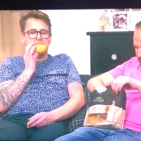 Actually me ???? #gogglebox #doughnut #food #british #comedy - Vine by Lauren Michael - Actually me 😂 #gogglebox #doughnut #food #british #comedy