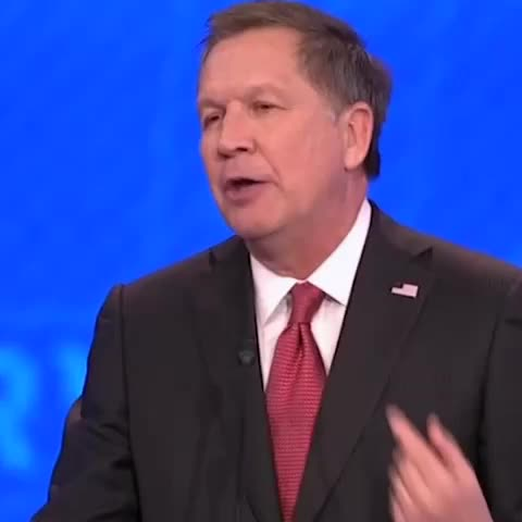 Vine by POLITICO - .@JohnKasich on winning the White House