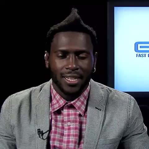 quot;Steelers WR Antonio Brown on NFL LIVE on his different haircuts