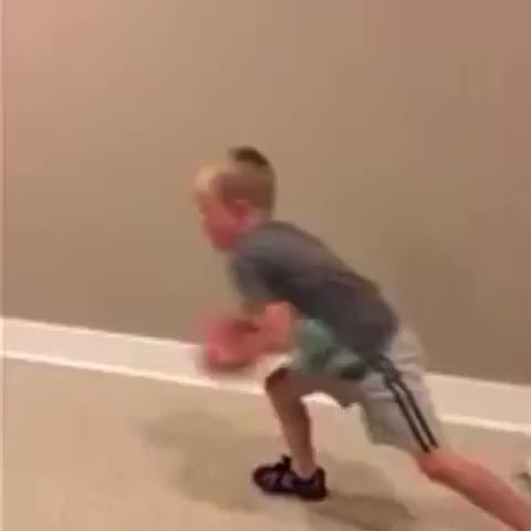 Vine by Ryan MaiV - When a kid tries to dunk #fail