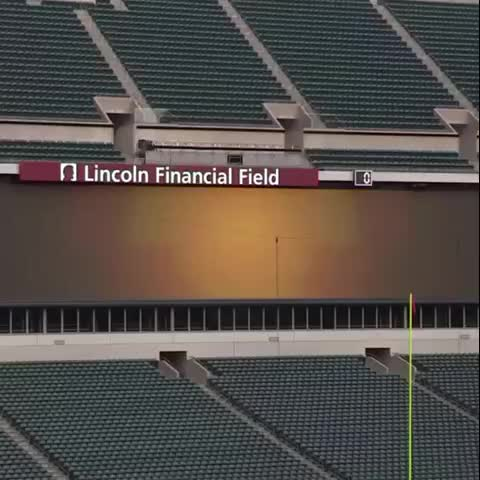 Spotted at Lincoln Financial Field: Lets Go Flyers! #BrotherlyLove for #NHLFaceoff ????????⚫️???? - Vine by Philadelphia Eagles - Spotted at Lincoln Financial Field: Lets Go Flyers! #BrotherlyLove for #NHLFaceoff 🏈💚⚫️🔶