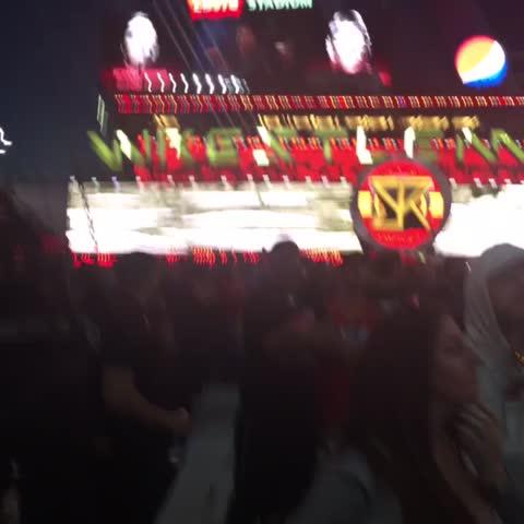 Vine by WWE - Its Mr. Money In The Bank! @WWERollins #WrestleMania