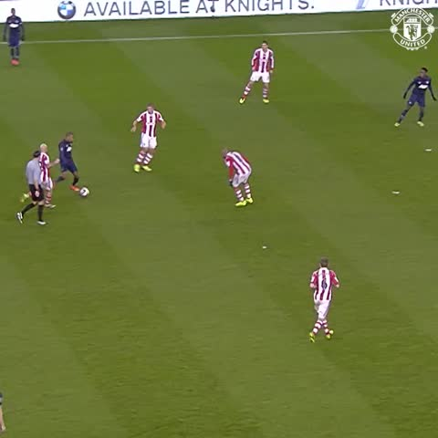Vine by Manchester United - Its #AshWednesday, so heres a great strike from our own Ash! #mufc