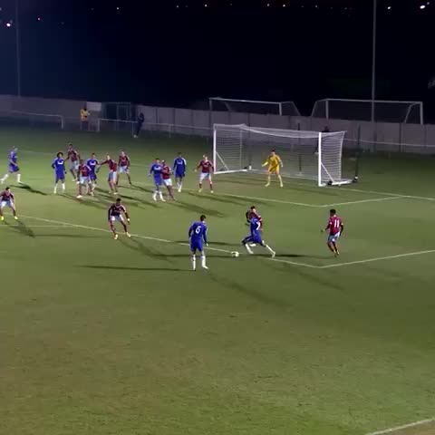Another great goal by Kasey Palmer for the #Chelsea Under-21s! #CFC - Vine by Chelsea FC - Another great goal by Kasey Palmer for the #Chelsea Under-21s! #CFC