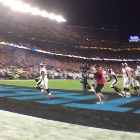 Vine by Denver Broncos - Touchdown!! #SB50