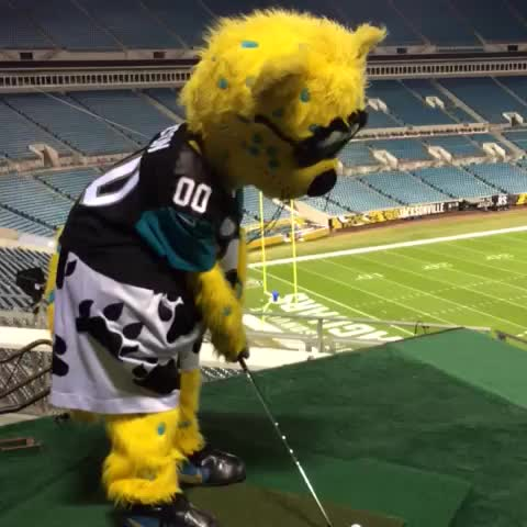 .@JaxsonDeVille is already warming up for tomorrows halftime contest against our TOUR players. - Vine by PGA TOUR - .@JaxsonDeVille is already warming up for tomorrows halftime contest against our TOUR players.