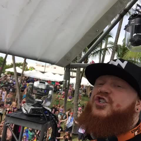 Vine by TDDLive - LIVE FROM MY SET AT ULTRA!! Ultra Music Festival