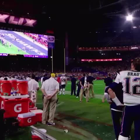 Vine by RaiderZilla - Tom Brady reaction never gets old.