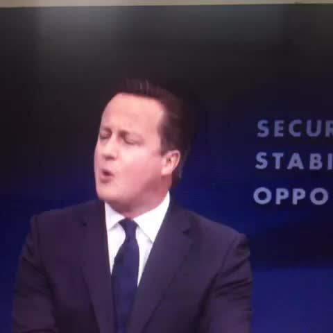 Vine by Tiernan Douieb - The farty of working people eh Dave? #cpc15