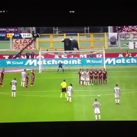Vine by IndonesianaFC - Magic Pirlo 0-1 #TorinoJuve #DerbydellaMole