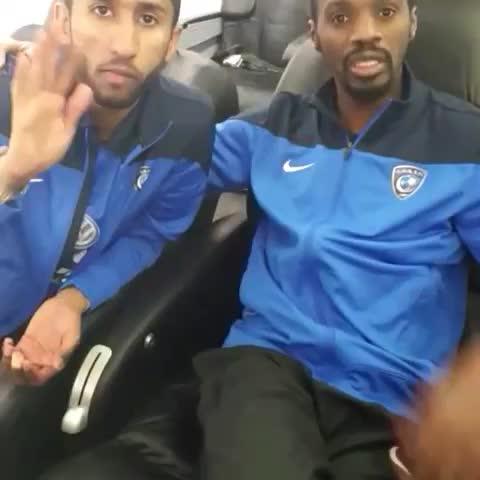 Vine by Sara Fahad - كريري يقول ان الفرج افضل لاعب سعودي .. اتفق معه