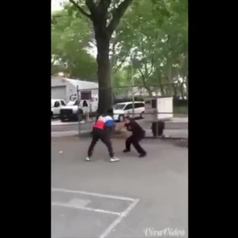 Vine by vinnycrack - the police brutality problem in america is really getting out of control