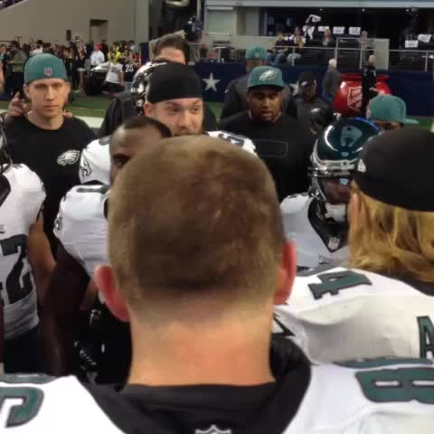 "Philadelphia Eagless post on Vine - Taking ""Were from Philly. We fight."" to a whole other level. #BirdDay - Philadelphia Eagless post on Vine"
