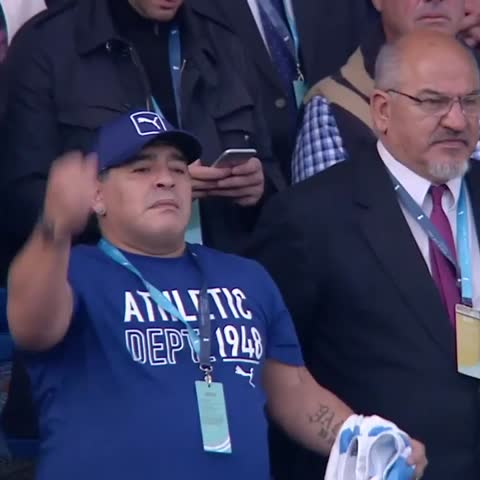 We know who Diego Maradona is supporting! #ARGvTGA #ARG #TGA #RWC2015 - Vine by WORLD RUGBY - We know who Diego Maradona is supporting! #ARGvTGA #ARG #TGA #RWC2015