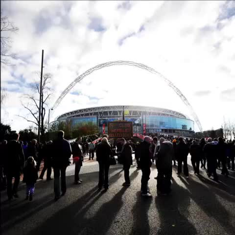 Vine by Chelsea FC - #Chelseas journey to Wembley to reach the 2015 Capital One Cup final... #CFC #ChelseaFC