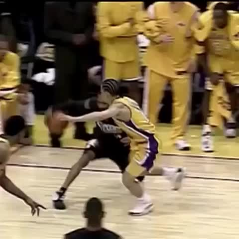 Vine by LeBron James ✅ - Allen Iverson with the Step-Over on Tyronn Lue! #AI3 #TheAnswer! 🏆 ✔️