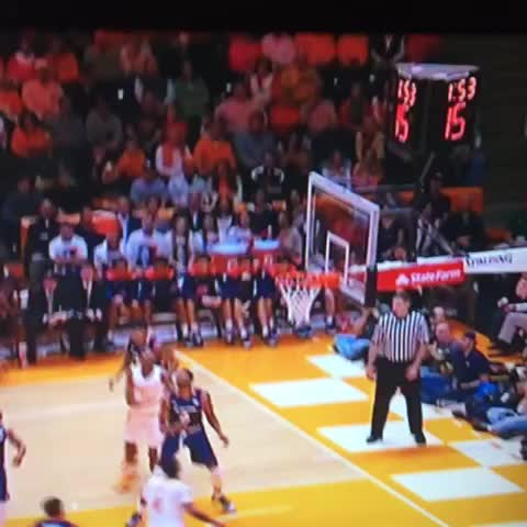 Vine by Rocky Top Insider - Armani Moore brings the thunder.