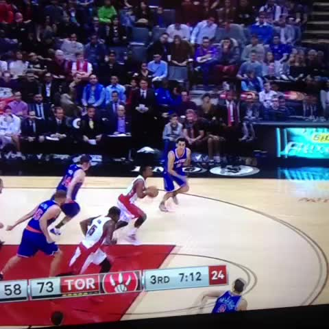 Vine by Ananth Pandian - My god Terrence Ross #Raptors