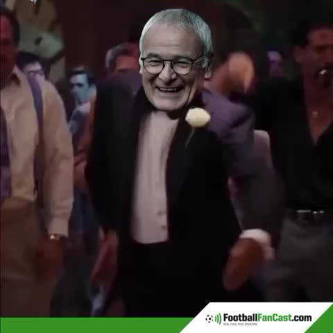 Vine by FootballFanCast - #Foxes hunting that title down