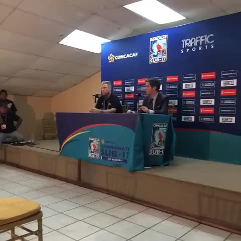 """Vine by Tommy Wheeldon Jr - Great win tonight... But like the boss @u17coach says; """"1 game at a time"""". #CanMu17 #Honduras"""