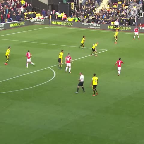 Vine by Manchester United - #MUFC7: Memphis