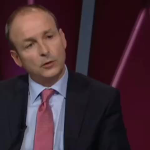 That face you make when you say something you know isnt credible. @MichealMartinTD on #CBLive last night. - Vine by Fine Gael - That face you make when you say something you know isnt credible. @MichealMartinTD on #CBLive last night.