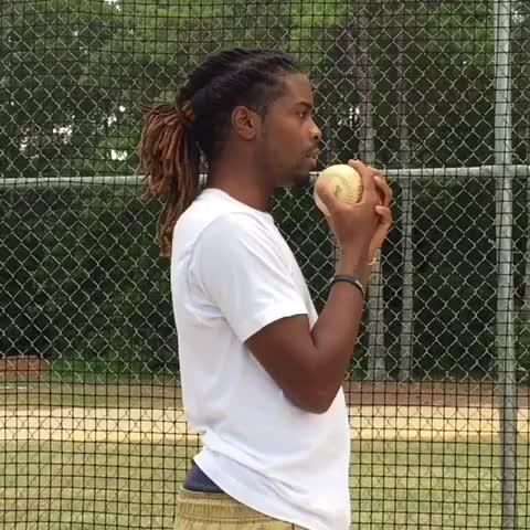 Vine by GotDamnZo - Fast-pitch softball pitchers  ⚾️ #AHHH