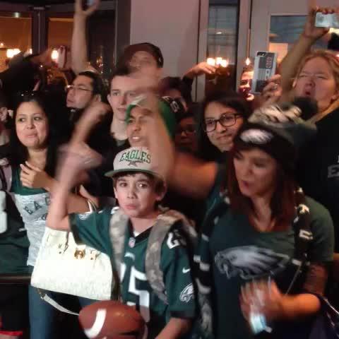 Philadelphia Eagless post on Vine - This is #EaglesNation: #WeWantDallas - Philadelphia Eagless post on Vine