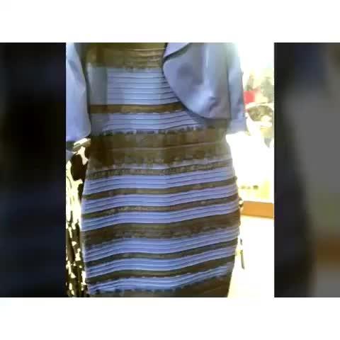 Vine by Hiletrado - Aquí la respuesta del misterio del vestido. No me lo agradezcan maigos.