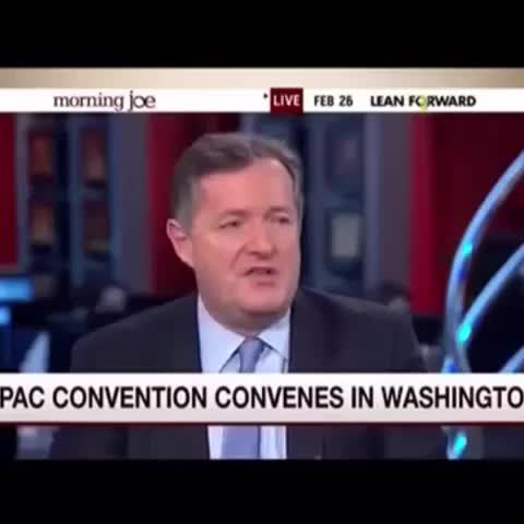"""Vine by Free Beacon - Piers on Hillary Clinton: """"shes no spring chicken"""""""