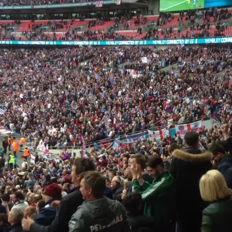 Vine by AVFCOfficial - Hi-Ho Aston Villa!!!!! #AVFC #FightLikeLions