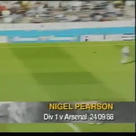 Vine by All Things Wednesday - Nigel Pearson vs arsenal #swfc