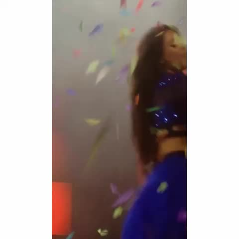 Vine by fifth unison - CAMILA GOT CONFETTI IN HER MOUTH AND WENT BACK TO DANCING LIKE NOTHING HAPPENED