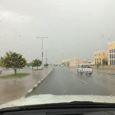عبدالرحمن المهنديs post on Vine - امطار الخير في مدينه الخور ، اللهم اجعلها امطار خير وبركه - عبدالرحمن المهنديs post on Vine