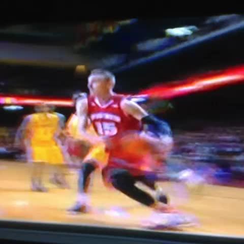 Vine by Wisconsin Basketball - #SLAMDEKKER ALERT!!! 🚨🚨🚨🚨 #SCTop10