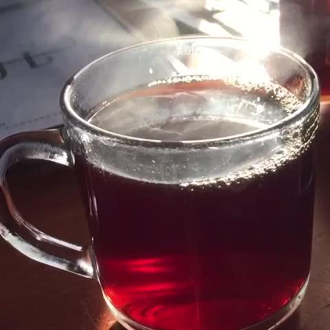 Vine by dudeletseat - Coffee at Hugos! #foodie #foodporn #breakfast #coffee #yum #morning