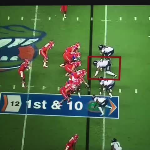 Florida fans think Nkemdiche was invisible vs them. I beg to differ. - Vine by Matt Miller - Florida fans think Nkemdiche was invisible vs them. I beg to differ.