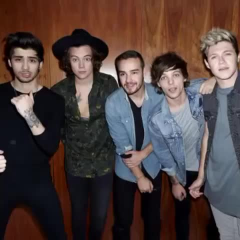 Vine by One Direction Vocals - No control (acapella)
