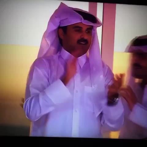 Vine by فـهـد بـوزويـر - كلٍ يقول ألفٍ نعم فيك قطري #LiveitWinit #العنابي_انت_قدها