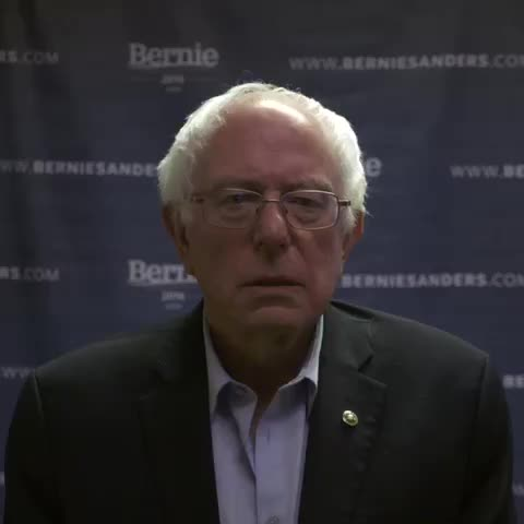 Vine by Bernie Sanders - What did I think of the #GOPDebate? Not good enough. Watch Saturday Night Live instead.