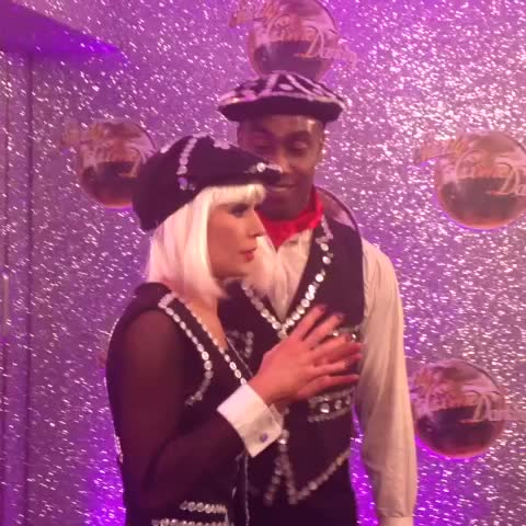 Vine by BBC Strictly - Craig said it was...? @simonwebbe1 @krihanoff #scd