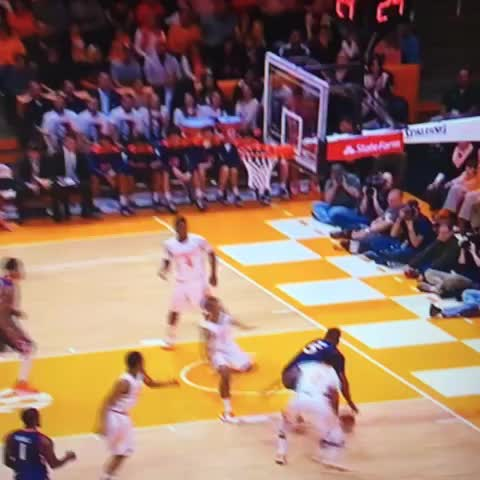 Vine by Rocky Top Insider - Armani Moore with a PUNCH!