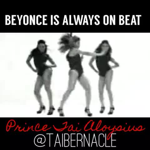 Vine by Prince Tai *SURRENDER on iTunes* - #Beyoncéalwaysonbeat 😂😂😂😂 what did I just make 😭😭😭 (full version on my IG @taibernacle)