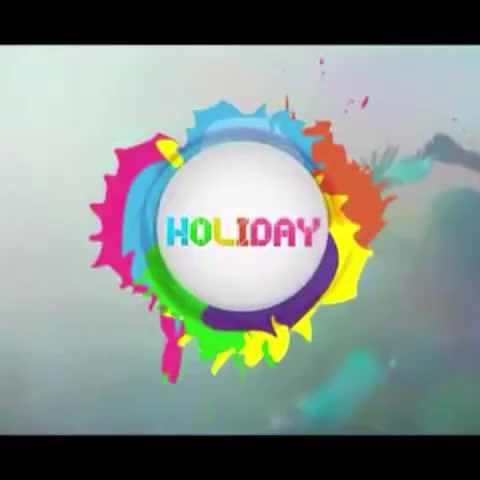 Vine by Holiday Fest - Un febrero lleno de colores!