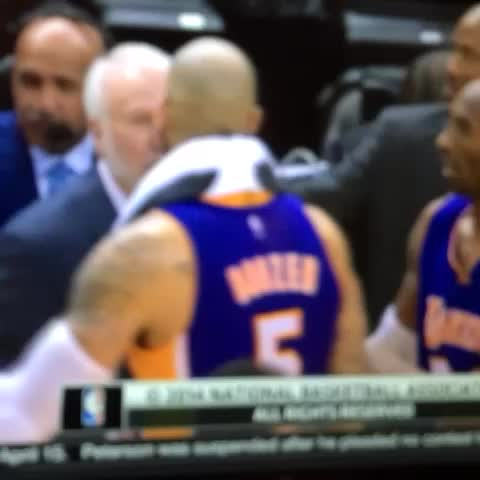 Vine by whitney - Kobe and Swaggy P Celebration!