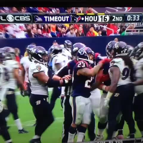 Arian Foster says SCOREBOARD - Vine by Chris Trapasso - Arian Foster says SCOREBOARD