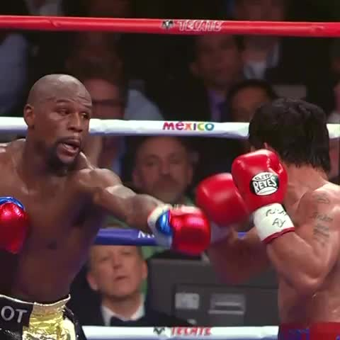 Vine by WHAMMY! - PACMAN CONNECTS #pacman #Mayweather #MayweatherPacquiao #boxing #knockout #boxer