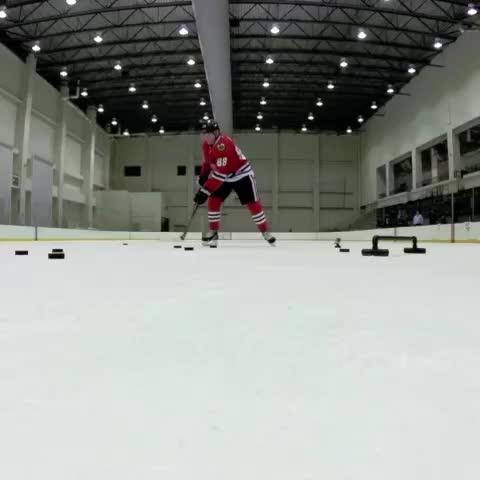 Feast your eyes in the magical hands of Patrick Kane. Courtesy of GoPro. - Vine by NHL - Feast your eyes in the magical hands of Patrick Kane. Courtesy of GoPro.