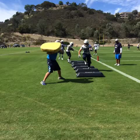 Watch San Diego Chargers S Vine Quot Back To Work ⚡️⚡️ Quot