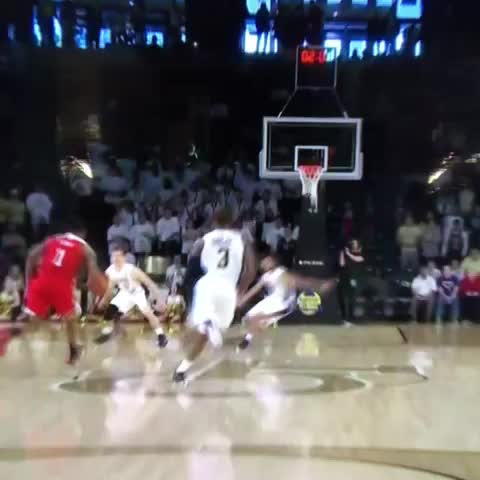 Vine by Joe Ovies - Laceys buzzer beater against GT